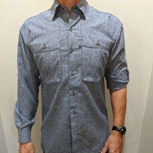 Men's travel shirt XS.